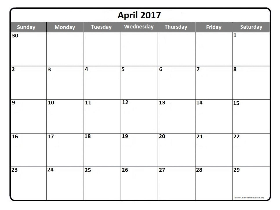 medium-printable-blank-2017-April-Calendar-Template
