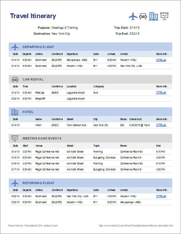 travel-itinerary-template